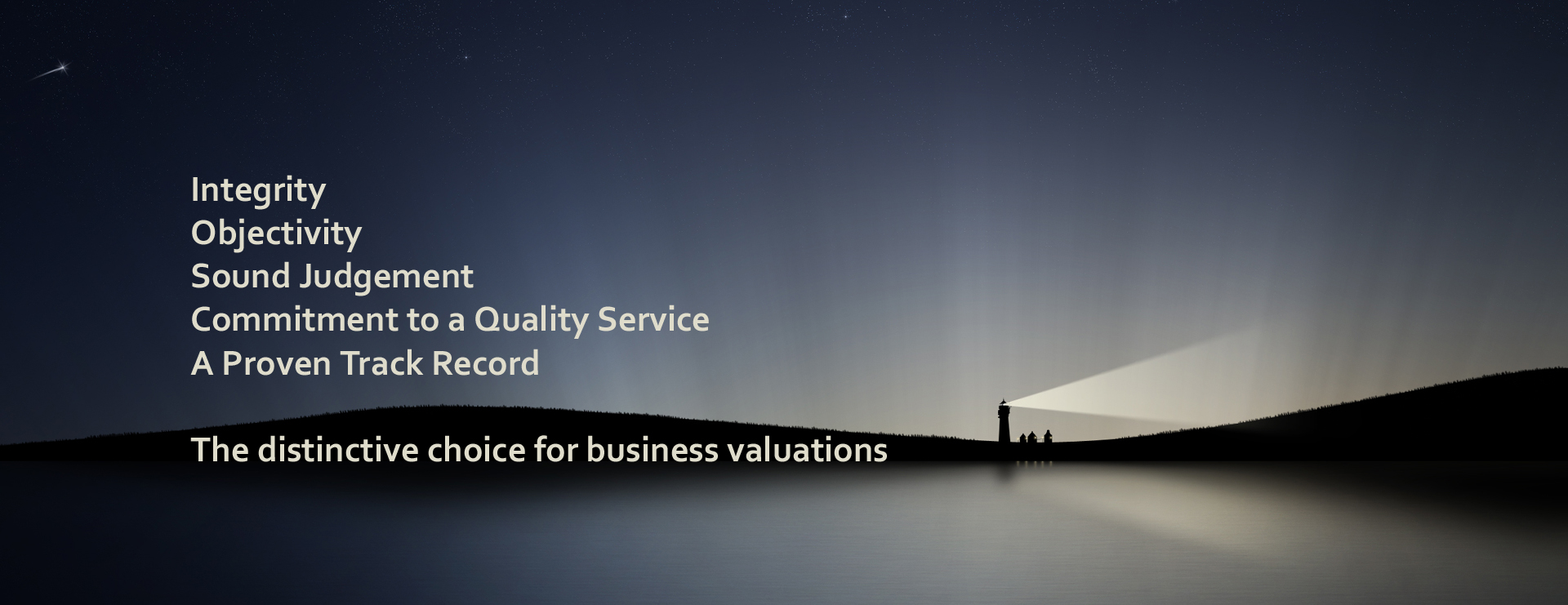 Integrity. Objectivity.  Sound Judgement. Commitment to a quality service. A proven track record. These are some of the reasons BVA Business Valuation Advisors are the distinctive choice for business valuations in Africa.